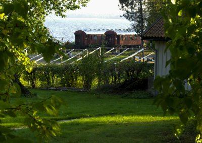 Mysigt vandrarhem i Nora. Foto: Kjell Eriksson